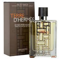 Hermes Terre D'hermes   Men Edt 100 Ml Limited Edition