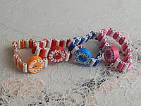 Детские деревянные часы наручные