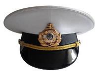 Фуражка офицерская ВМФ Украины
