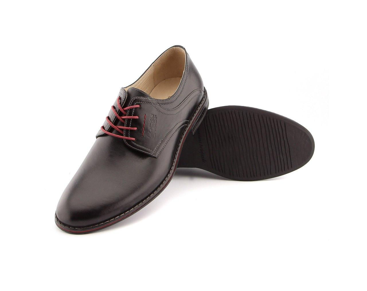 Остання пара - 39 розмір! Чоловічі туфлі Lucky Choice
