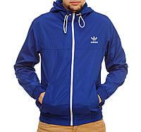 Ветровки,синяя,магазин одежды