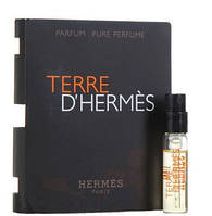 TERRE D'HERMES   MEN VIAL EDP 1.5 ml М