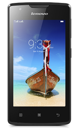 "Смартфон Lenovo A1000m 4"" 4Gb Black"