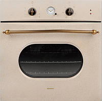 Электрическая духовка LONGRAN B06010 - 58 встраиваемая в ретро стиле