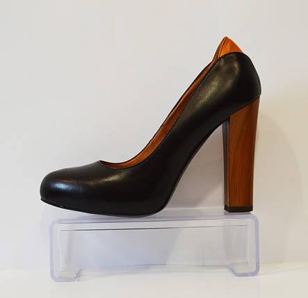Кожаные женские туфли Best But 7016, фото 2