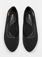 Стильные удобные очень легкие черные польские балетки на каждый день 41 Vices
