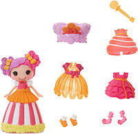 Кукла Mini Lalaloopsy Модное превращение Смешинка с аксессуарами 543855