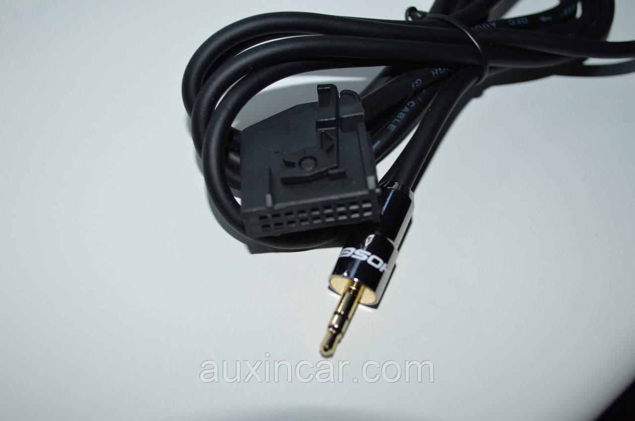 3.5mm aux кабель для Seat, Škoda, VW