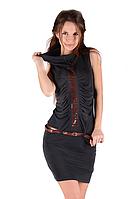 Платье VS SL-5045 (черный), фото 1