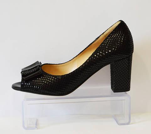 Лакированные женские туфли Solo Femme 43602, фото 2