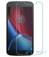 Защитное стекло Tempered Glass 2.5D Motorola Moto G4