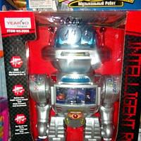 Детский робот на пульте управления 0908