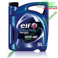 Масло моторное ELF EVOLUTION 700 STI 10W40 5L