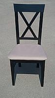Деревянный стул для ресторанов/кафе/баров  Варшава (венге)