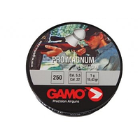 Pro Magnum. 5 5мм пули GAMO. Пневматические пули Gamo Pro Magnum 5.5 мм 1 г 250 шт