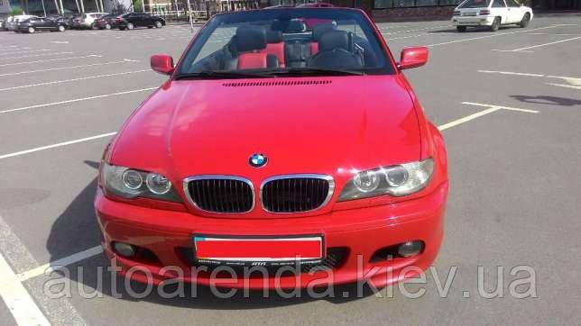 Кабриолет BMW M3