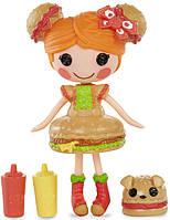 Кукла Mini Lalaloopsy Пикник Гамбурелла с аксессуарами 544562