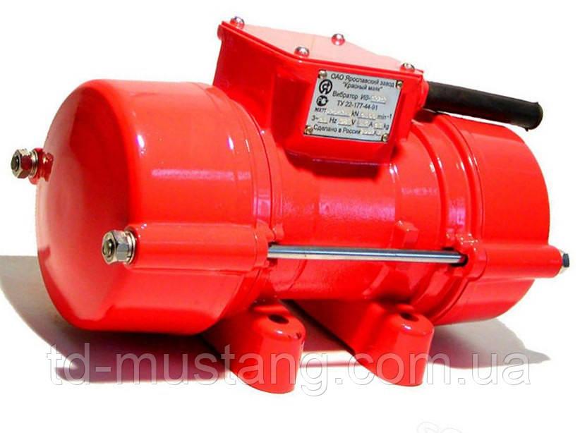 Поверхностные вибраторы ИВ-127 (380В) 4 полюса (1500 об./мин.)