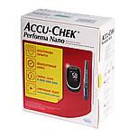 Глюкометр Accu-Chek Performa Nano (без тест-полосок) АКЦИЯ