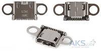 (Коннектор) Aksline Разъем зарядки Samsung A500F Galaxy A5 Duos / A500FU / A500H