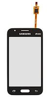 Оригинальный тачскрин сенсор (сенсорное стекло) Samsung Galaxy J1 Mini J105 J105B J105F J105H J105M (черный)