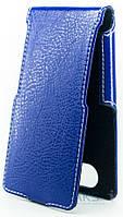 Чехол Status Side Flip Series Keneksi Libra Dark Blue