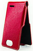 Чехол Status Side Flip Series Keneksi Libra Red