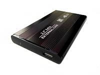"""Карман внешний Grand-X для HDD 2,5"""" USB 2,0 (HDE21)"""