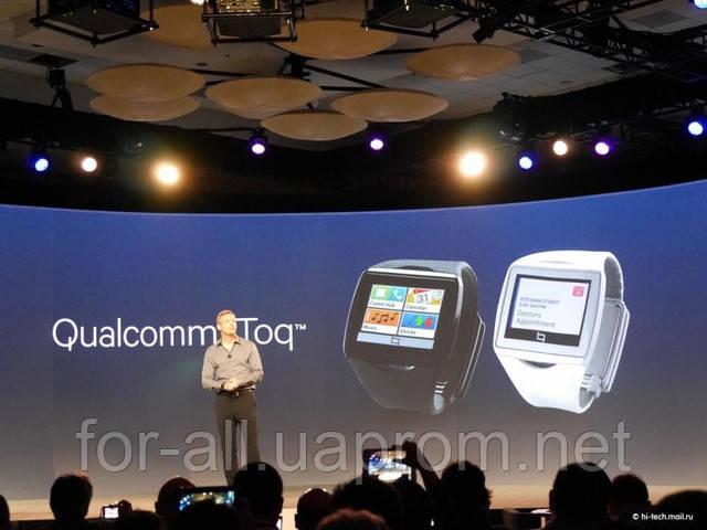 «Умные» наручные часы фирмы Qualcomm, часы, новости