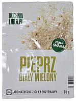 Перец белый молотый KUCHNIA LIDLA.PL Pieprz Bialy Mielony 10г.