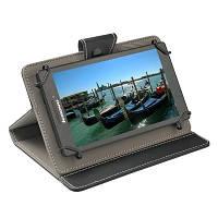 """Чохол книжка - підставка для планшетів універсальний 7"""" Grand-X TC01 Black"""