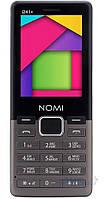 Мобильный телефон Nomi i241+ Dark-Grey