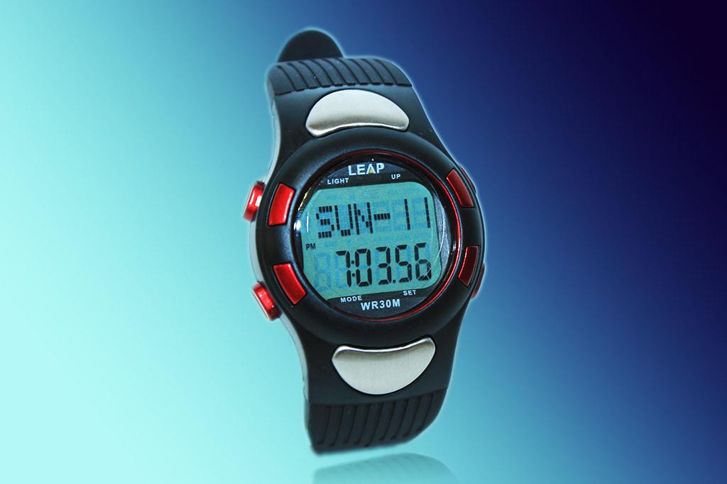 Наручные часы XL001HR-H20 (пульсометр)