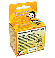 Картридж HP №121 (CC643HE), Color, DJ D2563/F4283, MicroJet (HC-I121C)