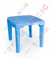 Стол квадратный детский 560*560