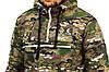 Зимняя теплая куртка анорак Ястребь мультикам, фото 2