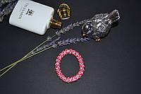 Резиночка-пружинка 6 см, на волосы или на руку, самая низкая цена, рисунок леопард