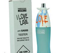 Moschino Cheap&Chic I Love Lo ТЕСТЕР 100 мл!!!