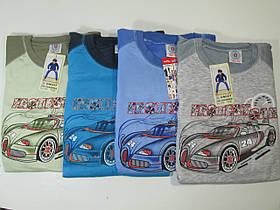 Пижама трикотажная для мальчиков, размеры 134-164, арт. 1138