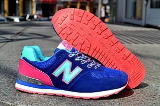 Кроссовки New Balance женские, разноцветные, фото 3