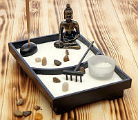"""Сад камней Дзэн """"Будда"""" (23х15х11 см)"""