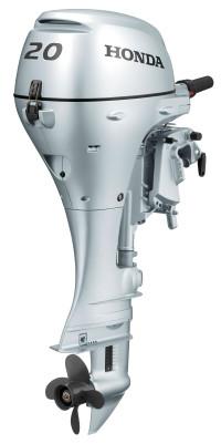 Лодочный мотор HONDA BF 20 DK2 SHU