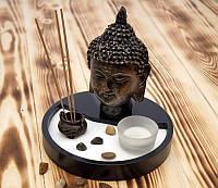"""Сад камней Дзэн """"Будда"""" (18х18х16 см)"""