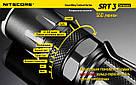 Nitecore SRT3, 550 люмен, 134 метри, 1хАА, фото 6