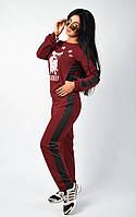 Интересный и стильный женский молодежный костюм