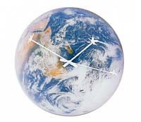"""Часы настенные """"Земля"""""""