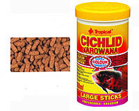 КОРМ ДЛЯ ЦИХЛИД Cichlid &Arowana Medium Sticks  10L TROPICAL
