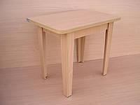 Стол раскладной для кухни ноги ДСП цвет бук