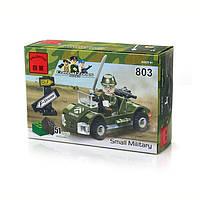 """Конструктор Brick 803 """"Военная машина"""""""