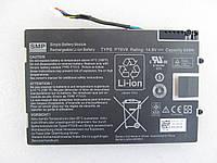 Dell Alienware M11x PT6V8, 63Wh (4300mAh), 8cell, 14.8V, Li-ion, черная, ОРИГИНАЛЬНАЯ